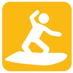 Skimboarding