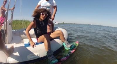 Wakeboarding  i narty wodne
